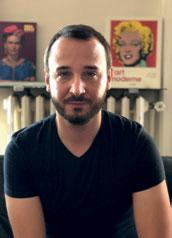 Grégory Tilhac, Délégué général & programmateur du festival